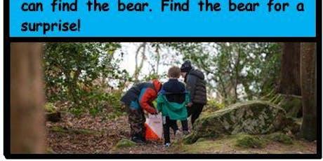 Autumn Winter Adventure Walks Series 2019 - Walk 1-  Going on a Bear Hunt Orienteering Challenge tickets