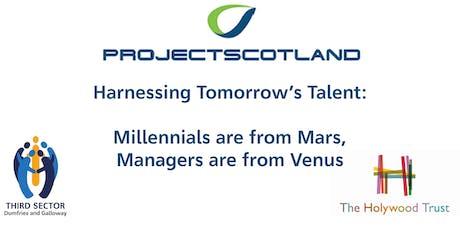 Harnessing Tomorrow's Talent: Free Workshop tickets