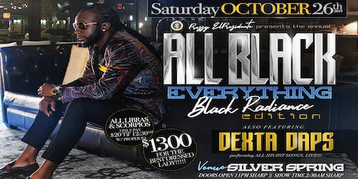 Prezzy's Annual All Black Everything