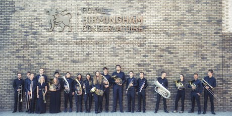 RBC Royal Birmingham Conservatoire Symphonic Brass and Brass Band tickets