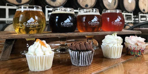 Fall Cupcake & Beer Pairing