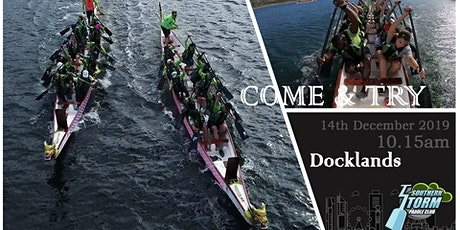 We are recruiting for Dragon Boat Racing! tickets