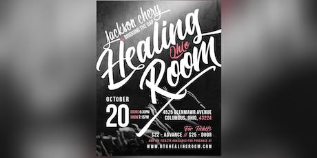 Jackson Chery & BTG: Healing Room in Ohio tickets