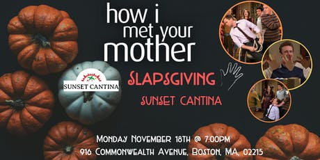 How I Met Your Mother Slapsgiving Trivia at Sunset Cantina tickets