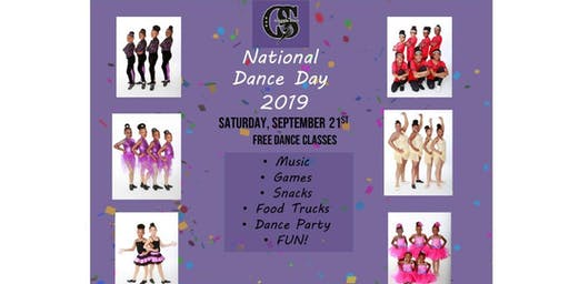 National Dance Day in Stone Mountain