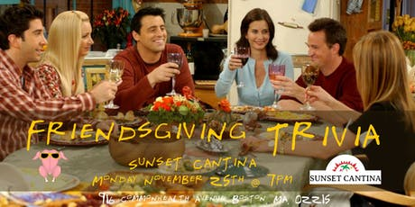 Friendsgiving Trivia at Sunset Cantina tickets