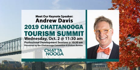 2019 Chattanooga Tourism Summit tickets