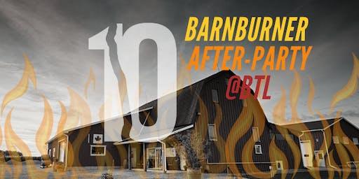 Barnburner After-Party @BTL