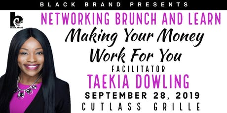 Networking Brunch and Learn tickets