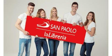 INAUGURAZIONE LIBRERIA SAN PAOLO biglietti