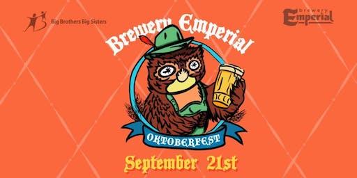 Brewery Emperial Oktoberfest 2019