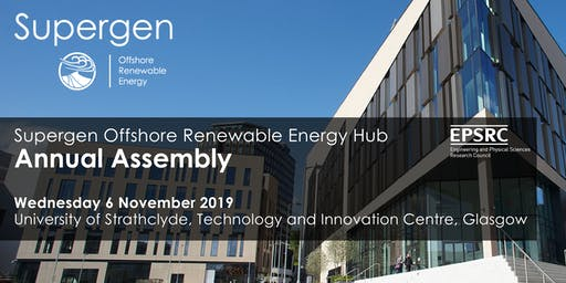 Supergen Offshore Renewable Energy Hub - Annual Assembly