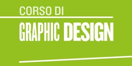 Corso di Graphic Design a Nola biglietti