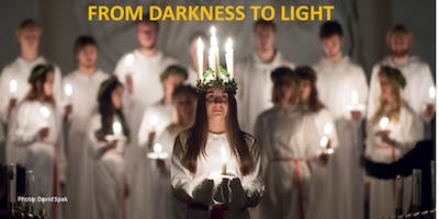 "Sankta Lucia 2019 "" Darkness to Light"""