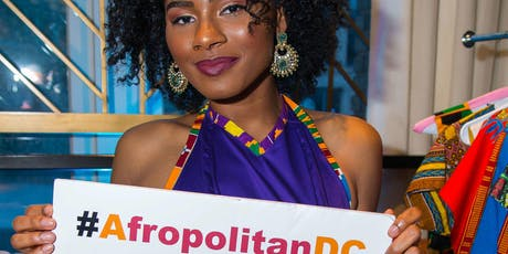 AfropolitanDC (December) - Holiday Edition - Largest Cultural Mixer For Diaspora Professionals tickets