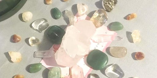 Crystal Grids: What They Are And How To Use Them.
