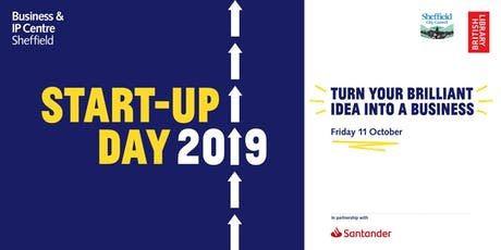 Start-up Day - Full Day Ticket tickets