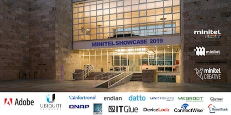 Minitel Showcase 2019 tickets