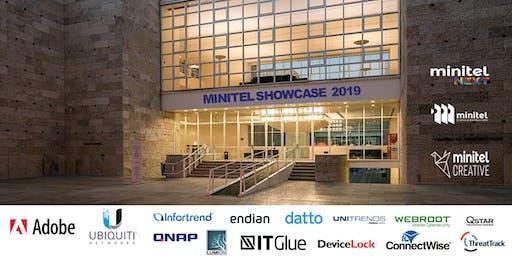 Minitel Showcase 2019