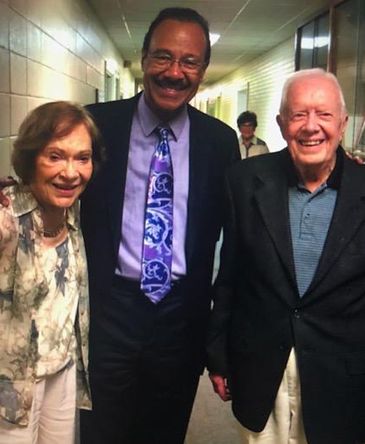 LIVE TV AUDIENCE - Celebrate President Jimmy Carter's 95th image