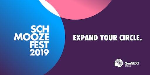Schmoozefest 2019