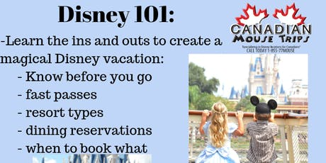 Disney 101: everything you need to know before you go tickets