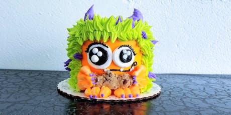 Monster Cake Class tickets