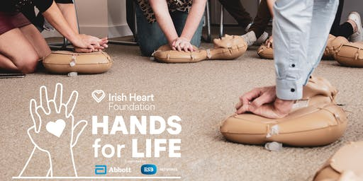 Killeshin Community Centre Laois - Hands for Life