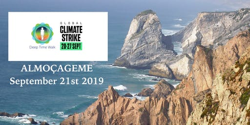 Global Climate Strike Sintra Deep Time Walk