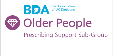 BDA Prescribing Support Autumn Meeting tickets
