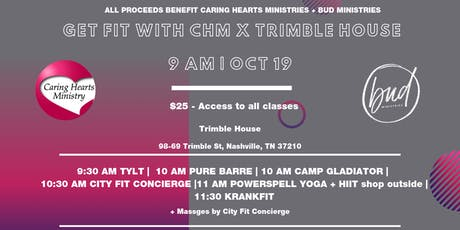 Get Fit With CHM x Trimble House tickets