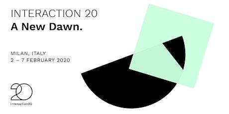 Interaction 20 biglietti