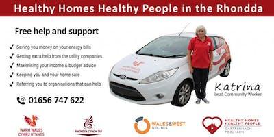 Warm Wales Information Event Maerdy