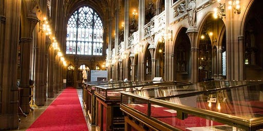 John Rylands Library Tour