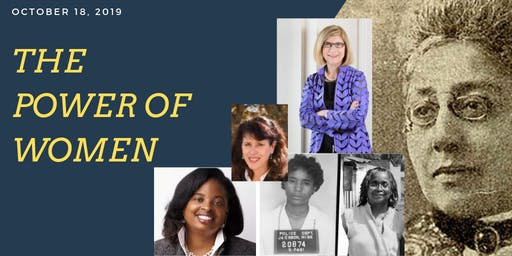 COMMversations Legacy of Women's Leadership Forum