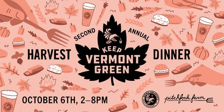 Keep Vermont Green Harvest Dinner tickets