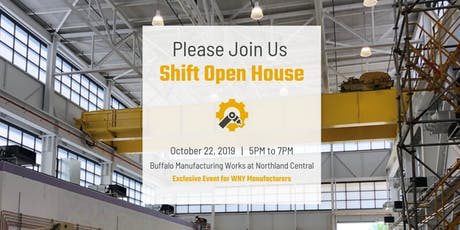 Shift Open House tickets