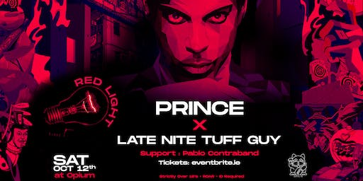 Prince X Late Nite Tuff Guy at Opium Club