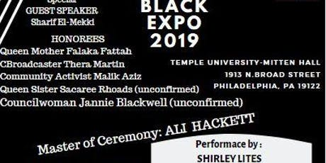 Vendor Opportunity for Black Expo 2019 in December tickets