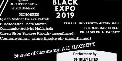 Vendor Opportunity for Black Expo 2019 in December