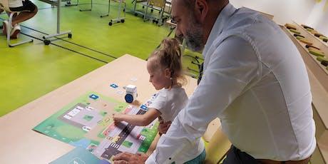EuraTech'Kids - Kubo le robot pour les petits billets