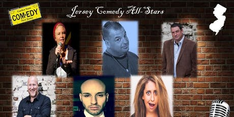Garden State Comedy presents JERSEY ALL-STARS tickets