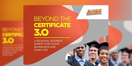 Beyond The Certificate 3.0 tickets