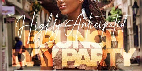 HIGHLY ANTICIPATED BRUNCH/DAY ( PARTY PAID TICKETS ) @ FUSION LOUNGE  tickets