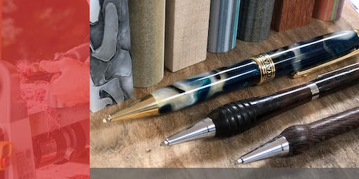 Axminster Store - Pen Turning With Mike Bailey