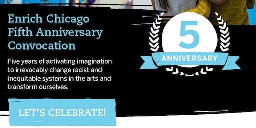 Enrich Chicago 5th Anniversary Convocation
