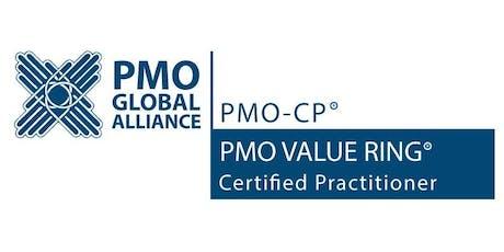 Curso para Certificação PMO-CP em Lisboa - Classe Especial tickets
