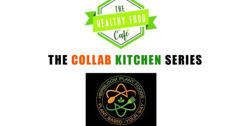 The Healthy Food Cafe presents The #CollabKitchen's Autumn Feast