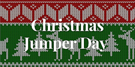 Christmas Jumper day  tickets