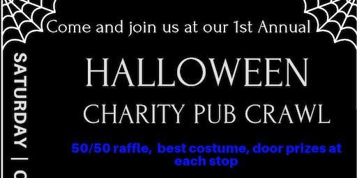 Zion Halloween Pub Crawl
